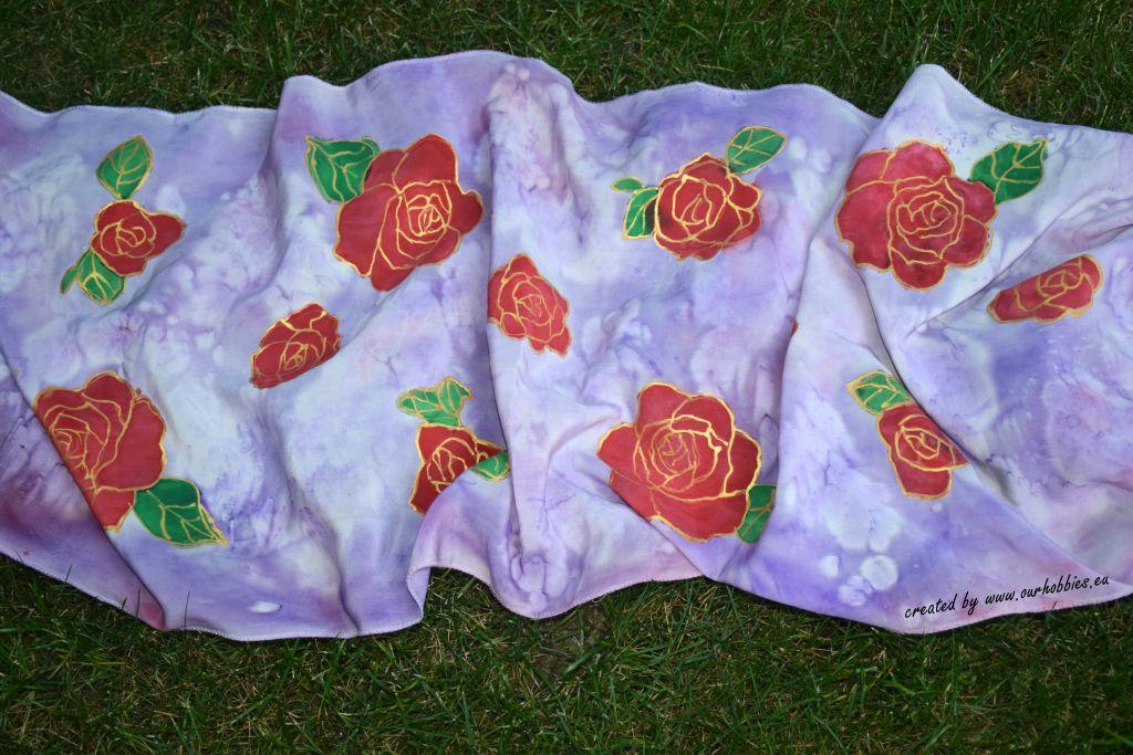 rose silk 5