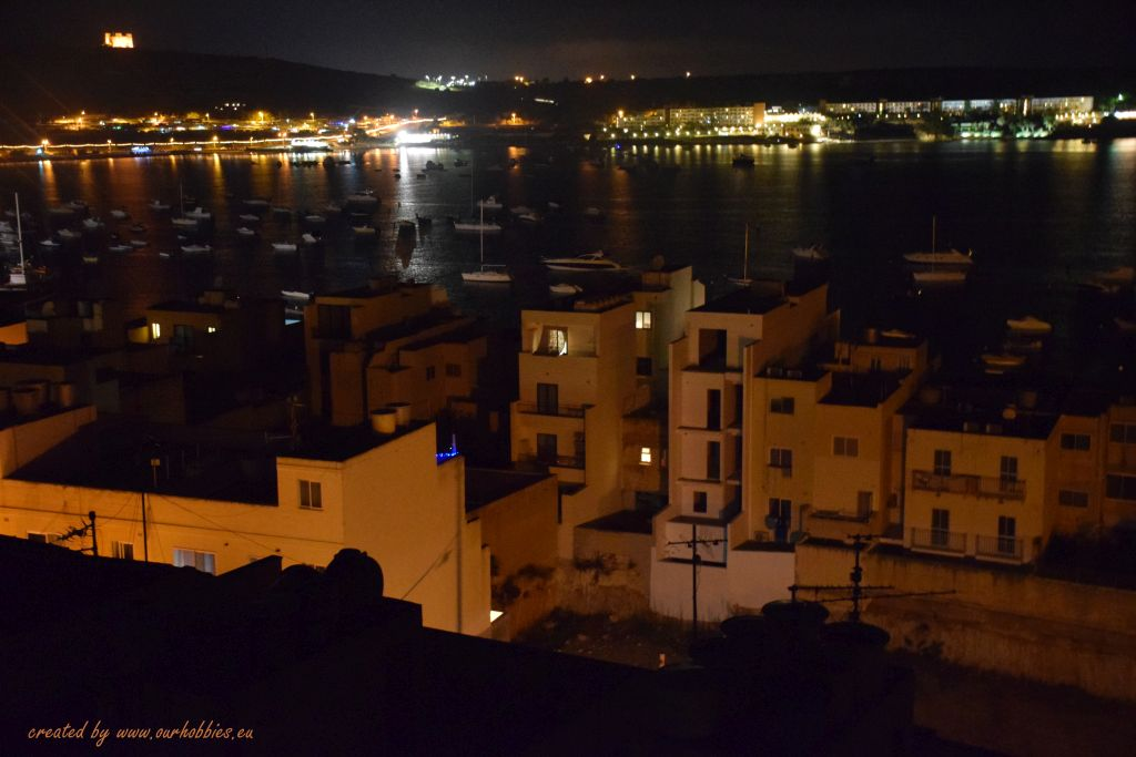 night mellieha malta